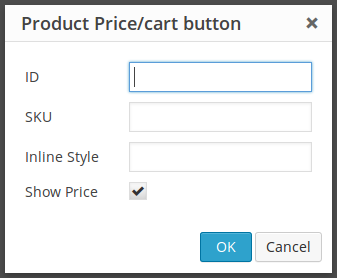configurar shortcode woocommerce plugin