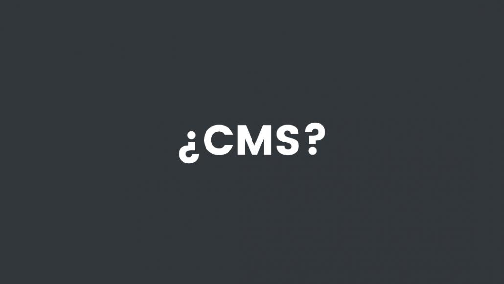 detectar CMS