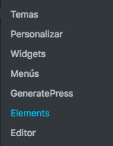 elements-generatepress-premium-analytics-codigo