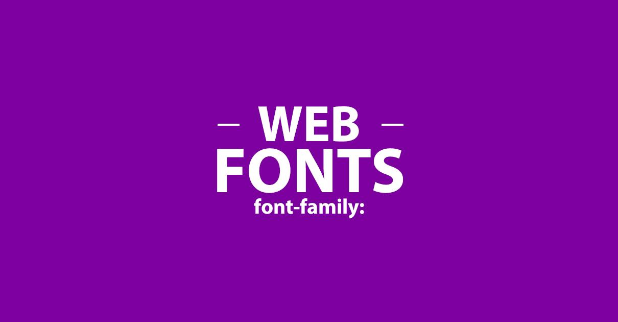 Guía de tipografías para web