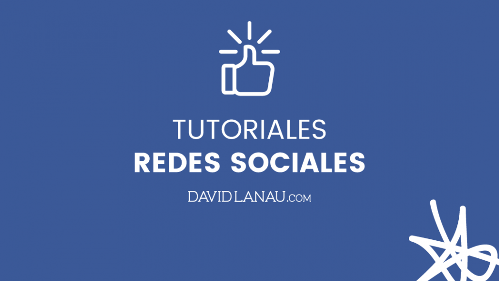 tutoriales y estrategias social media